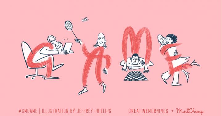 陳威光 William丨CreativeMornings / Taipei